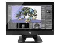 """HP Workstation Z1 G2 - Xeon E3-1226V3 3.3 GHz - 8 Go - 256 Go - LED 27"""""""