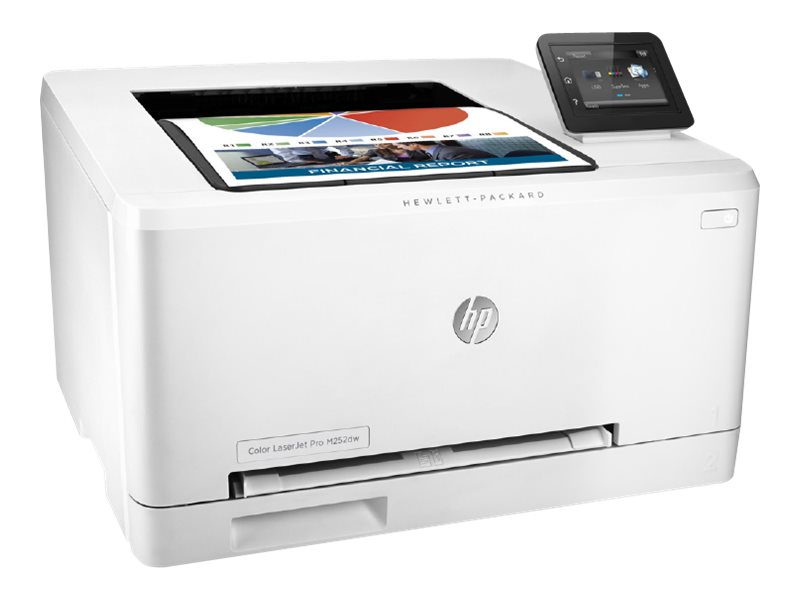 HP Color LaserJet Pro M252dw - imprimante - couleur - laser