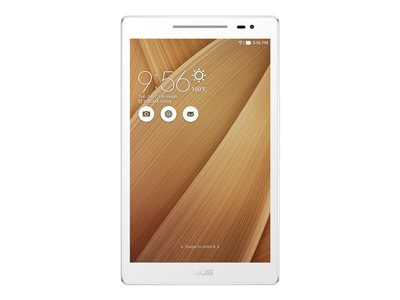 "ASUS ZenPad 8.0 Z380C - Tablet - Android 5.0 (Lollipop) - 16 GB eMMC - 8"" IPS (1280 x 800) - microSD slot - aurora metallic"
