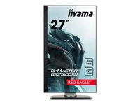 iiyama G-Master GB2760QSU-B1 27 Inch Black, 2560 x 1440, 1ms, 144hz, FreeSync, HDMI, D-P, H-A