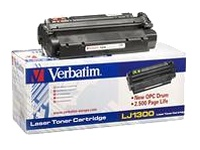 Verbatim 1 tonerpatron (alternativ til: HP Q2613A)