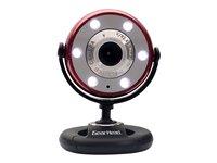 Gear Head Quick WebCam w/ 720P HD Video WCF2750HDRED