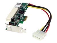 STARTECH - CARDS/HUBS/ADAPTER StarTech.com PCI Express to PCIPEX1PCI1