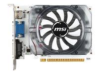 MSI N730-4GD3V2 - Graphics card - GF GT 730