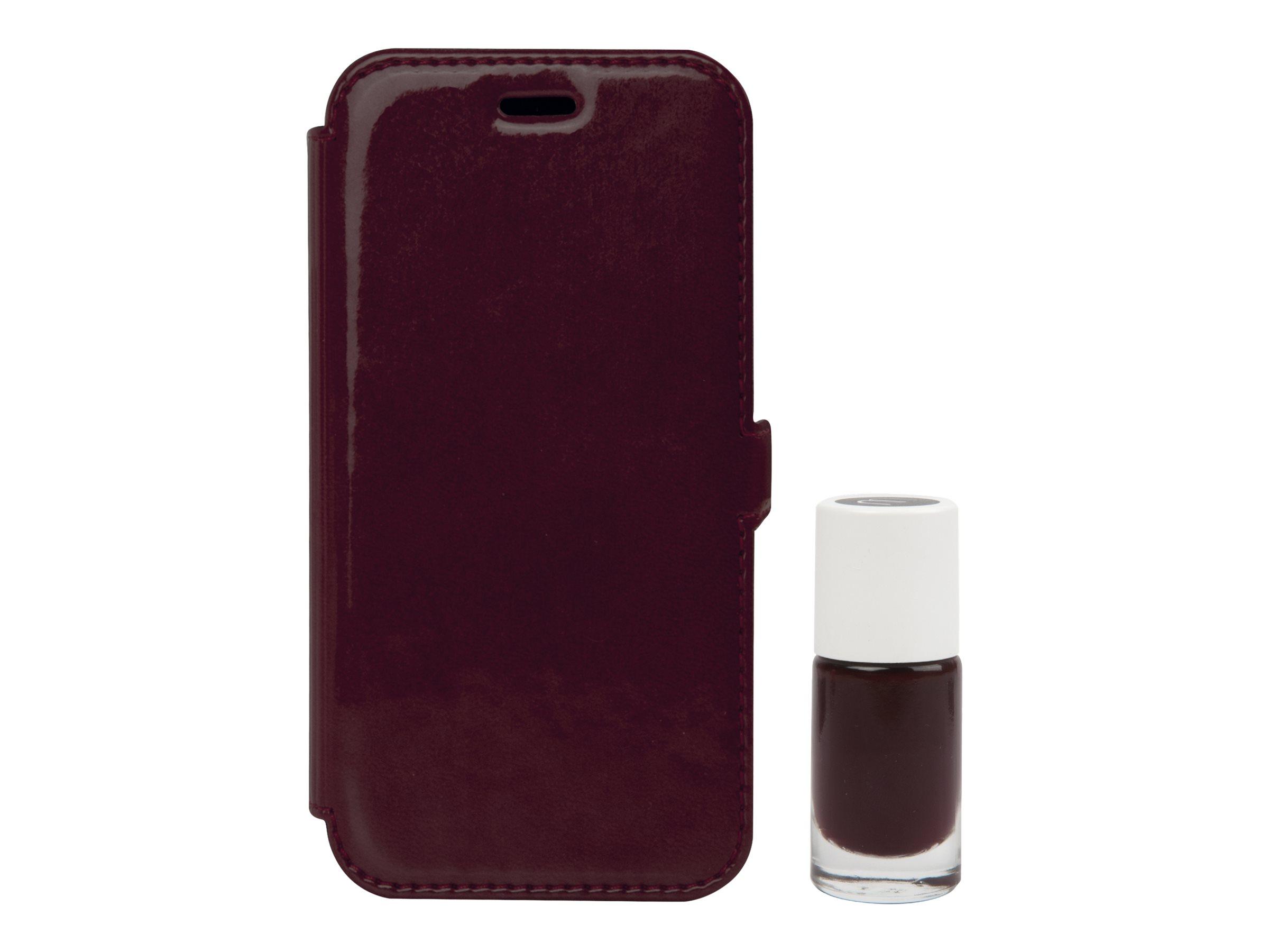MUVIT LIFE Pack protection à rabat pour téléphone portable