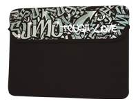 Mobile Edge Sumo Graffiti Sleeve