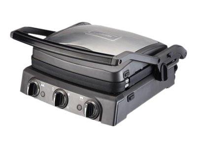 grill cuisinart gr50e. Black Bedroom Furniture Sets. Home Design Ideas