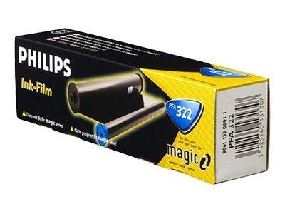 Philips PFA 322 - noir - recharge ruban d'encre d'imprimante (transfert thermique)