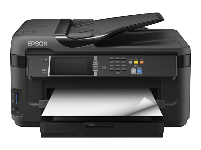 Image of Epson WorkForce WF-7610DWF - multifunction printer ( colour )