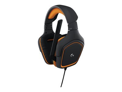 Logitech G231 PRODIGY - Headset - full size - wired