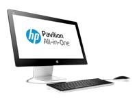 HP Pavilion PC de bureau W1C81EA#ABF