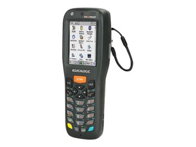 "Datalogic Memor X3 - Data collection terminal - Win CE 6.0 Pro - 512 MB - 2.4"" color TFT (240 x 320) - barcode reader - (laser) - USB host - microSD slot"