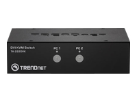Trendnet Switch KVM TK-222DVK