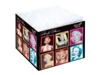Quo Vadis Marilyn Monroe - bloc-cube