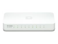 D-Link Switchs 10/100 GO-SW-8E