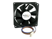 StarTech.com 80x25mm Computer Case Fan with PWM - Pulse Width Modulation Connector - computer cooling Fan