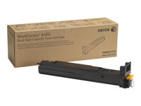 106R01316, Toner, black, WC6400, 12000 str, Hi Capacity