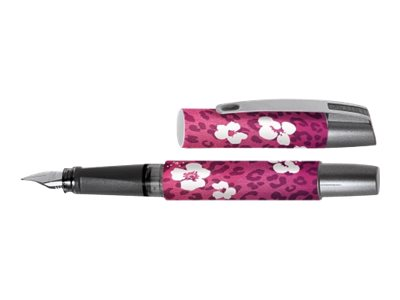 ONLINE YOUNG.LINE Campus Magic Flower - Stylo plume - bleu