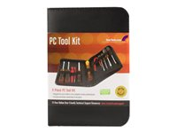 STARTECH - COMPUTER PARTS StarTech.com 11 Piece PC Computer Tool Kit with Carrying CaseCTK200