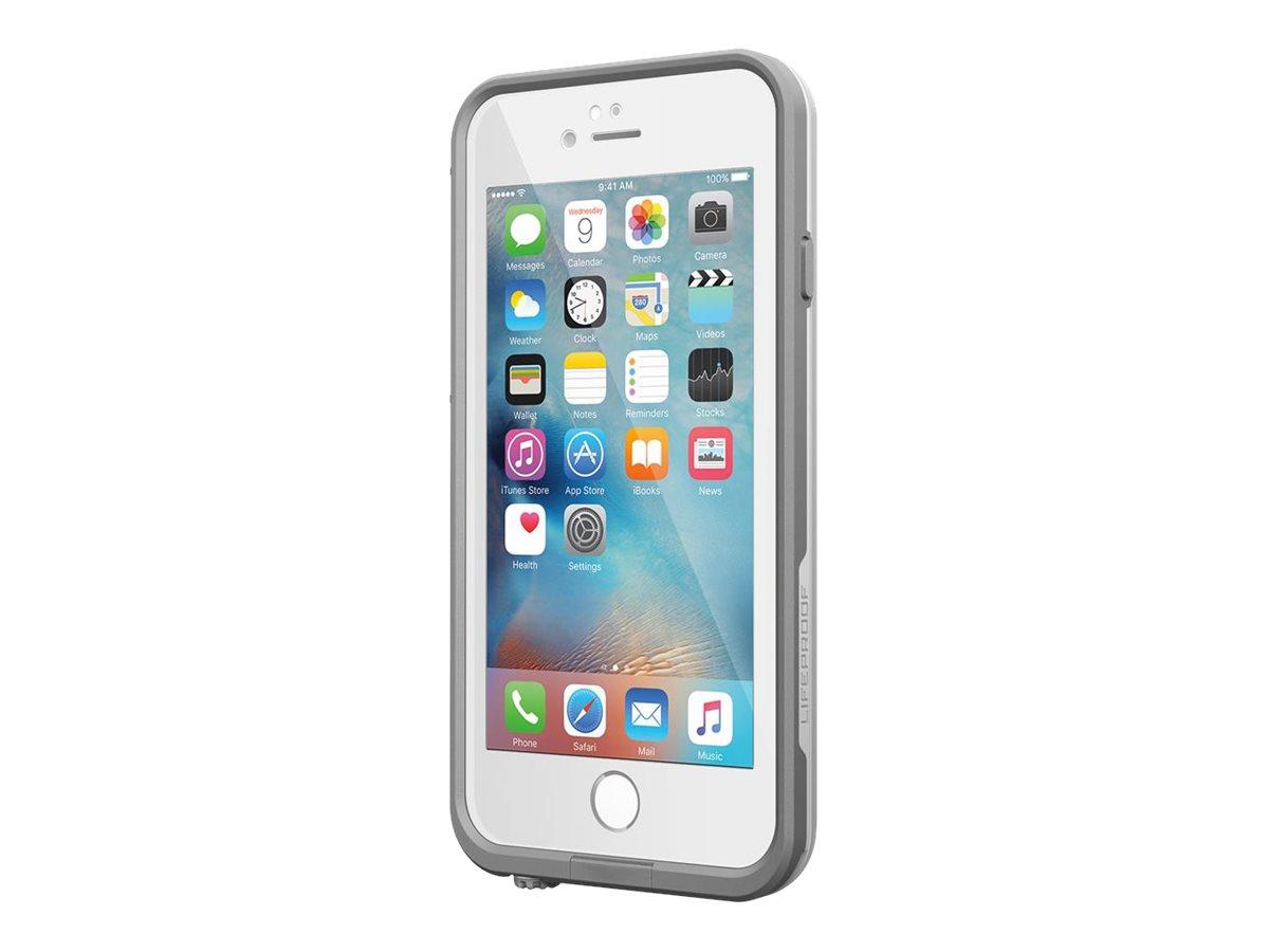 LifeProof Fre - Étui de protection étanche pour iPhone 6 Plus, 6s Plus - avalanche