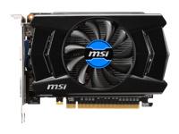 MSI Carte graphique N750TI-1GD5/OC