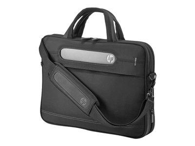 "HP Business Slim Top Load - Notebook carrying case - 14.1"" - for Chromebook x360; EliteBook 820 G4; EliteBook x360; ProBook 440 G4; Stream Pro 11 G3"