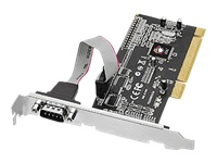 SIIG DP 1-Port RS232 Serial PCI with 16550 UART