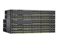 Cisco Catalyst WS-C2960X-48FPD-L Switch