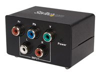 STARTECH.COM  Component to VGA Video Converter with AudioCPNT2VGAAEU