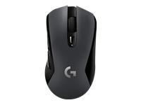Logitech G603 Mus optisk 6 knapper trådløs Bluetooth, LIGHTSPEED