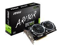 MSI VGA NVD GTX 1070 ARMOR 8GB DDR5 HDMI/DVI/DPx3 PCIx16 3.0