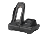 Zebra 2-Slot Charge/USB/Ethernet ShareCradle - Docking cradle - USB / Ethernet - for Motorola TC75; Symbol TC70; Zebra TC70, TC70X, TC75, TC75X