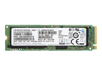 HP Z Turbo Drive G2 - Solid state drive - 512 GB - internal - M.2 - PCI Express 3.0 x4 (NVMe) - for Workstation Z240