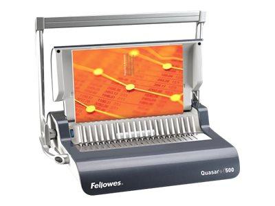 Fellowes Quasar+ 500 - machine à relier