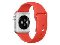 Apple 38mm Sport Band Urrem orange for Watch (38 mm)