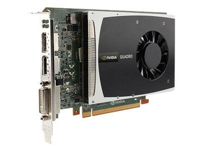 Hewlett Packard - Hp Nvidia Quadro 2000 1.0Gb Grap
