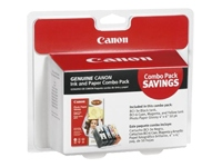 Canon Ink and Paper Combo Pack
