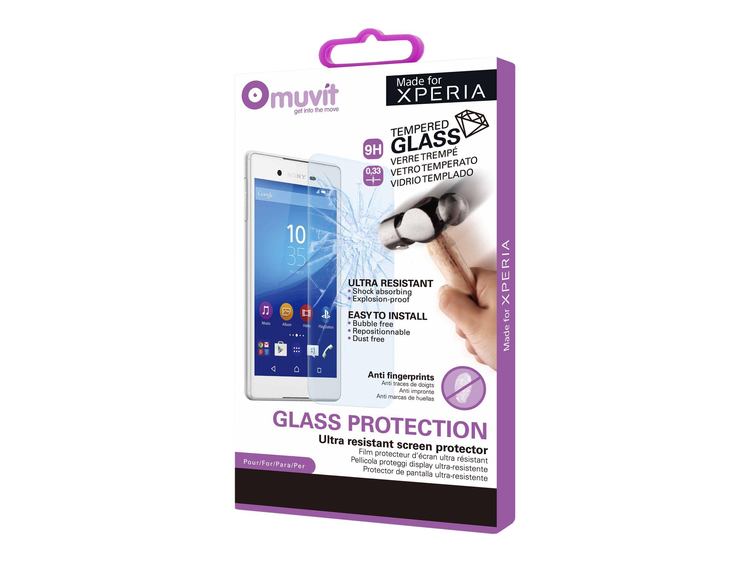 Muvit MFX - protection d'écran