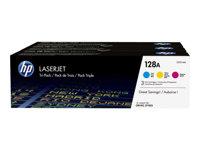 HP 128A Tri-pack