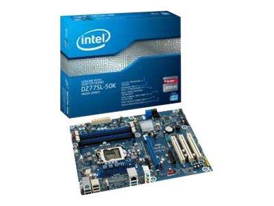 intel desktop board dz77sl-50k