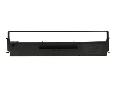 Epson SIDM - 1 - černá - Tisková páska - pro LQ 300, 300+, 300+II, 300+II Colour, 350