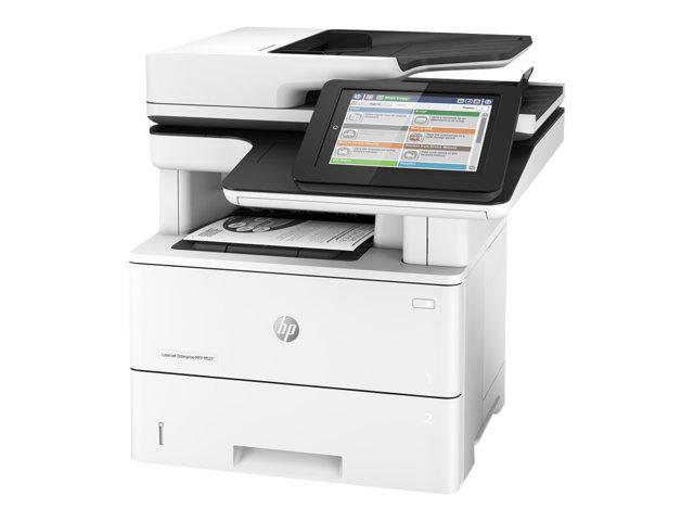 Image of HP LaserJet Enterprise MFP M527dn - multifunction printer ( B/W )