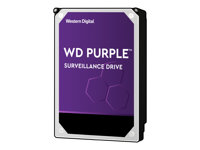 WD Purple Surveillance Hard Drive WD40PURZ - Hard drive - 4 TB