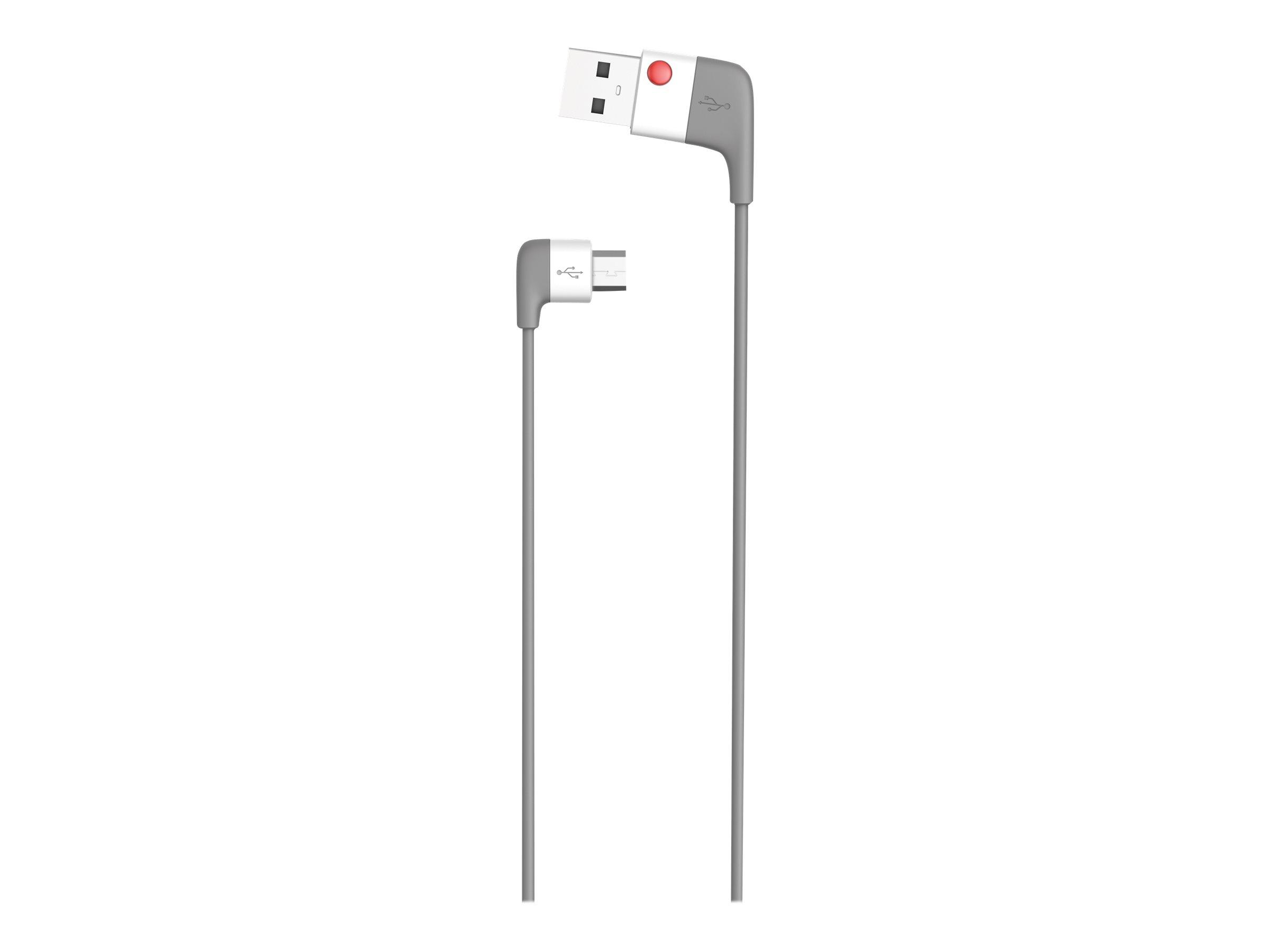EMTEC Ninety - câble de chargement / de données - 1.2 m