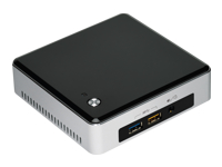 Intel Next Unit of Computing Kit NUC5i5RYK - Core i5 5250U 1.6 GHz - 0 Mo - 0 Go