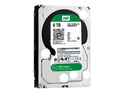Disco duro interno WD Green 6 TB