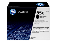 HP Cartouches Laser CE255XC