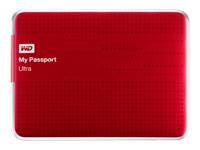WD My Passport Ultra WDBMWV0020BRD Harddisk krypteret 2 TB