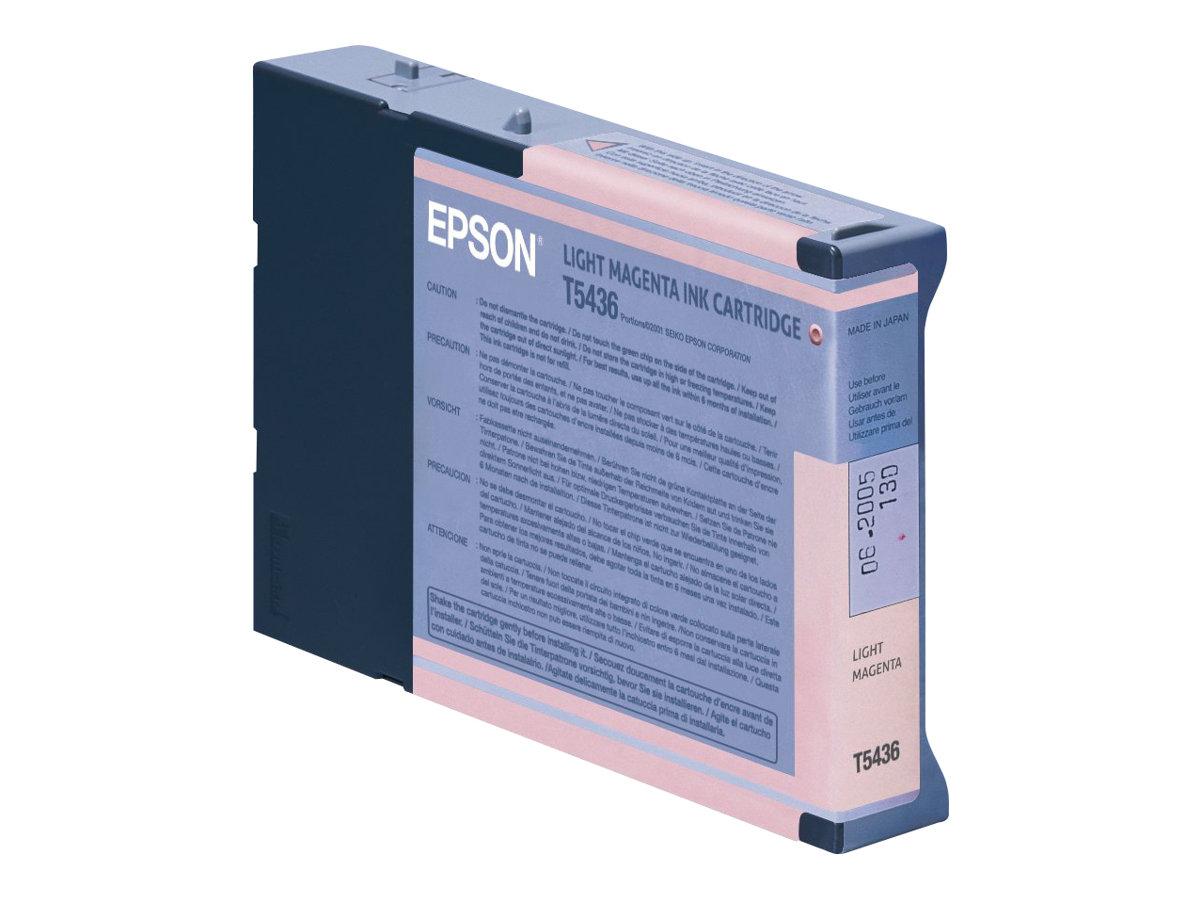 Epson T5436 - magenta clair - originale - cartouche d'encre