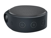 Logitech Speaker X100 Grey Cordless BT Portable